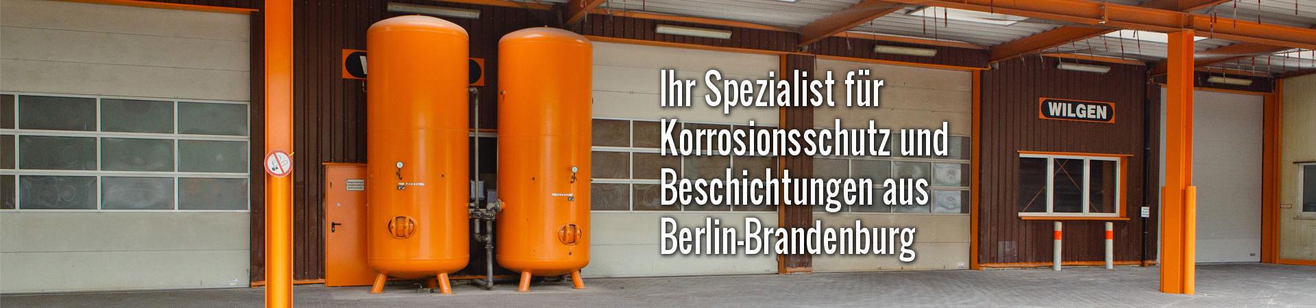 Wilgen Korrosionsschutz Berlin-Brandenburg